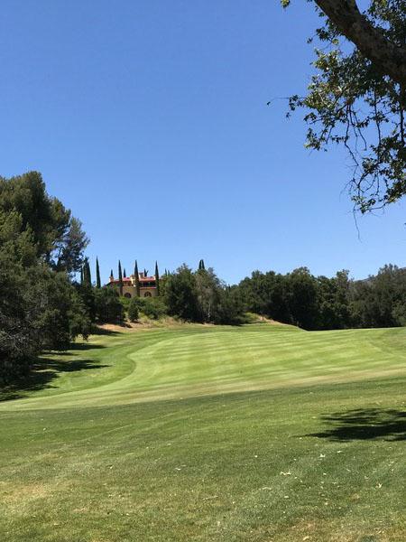 Ojai Valley Inn Ca: Ojai Valley Inn Golf Course Details And Information In