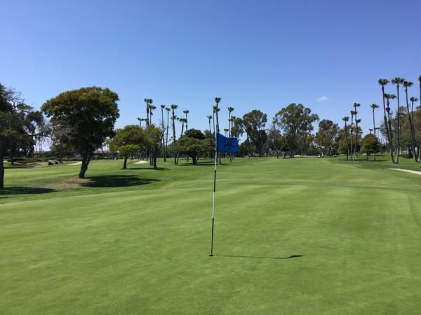 Newport Beach Golf Courses Private