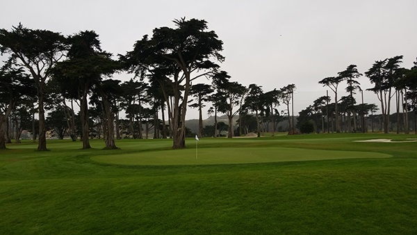 Harding Park Golf Course Details And Information In