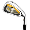 Cleveland CG Gold Iron Set 3-PW with Steel Shafts