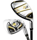 Cobra S3 Max 3H, 4H, 5H, 6-PW Iron Set with Graphite Shafts