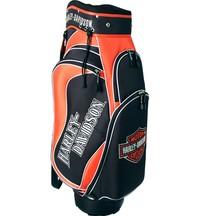 53301088561 Harley Davidson Cart Bag: Golf Bags & Travel Gear - Golf Cart Bags ...