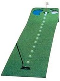 Club Champ Putt N Hazard Putting Mat