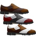Footjoy Mens ICON Shield Tip MyJoys Golf Shoes - FJ# 52040