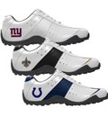 Footjoy Mens NFL LoPro Collection Spikeless MyJoys Golf Shoes - FJ# 57265