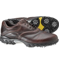 Footjoy Closeout Mens Contour Golf Shoes Brown Brown Fj 54049 Golf Shoes Men S Greenskeeper Org Free Online Golf Community