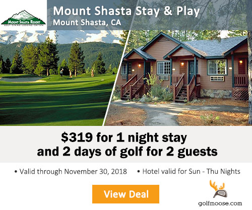 Mount Shasta Resort Special