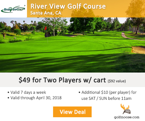River View Golf Club Special