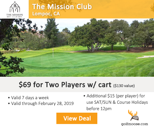 Mission Club Golf Course Special
