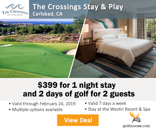 The Crossings at Carlsbad Play & Stay Deal