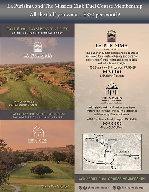 La Purisima and The Mission Club