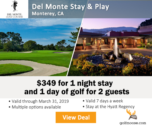 Del Monte Play & Stay Package