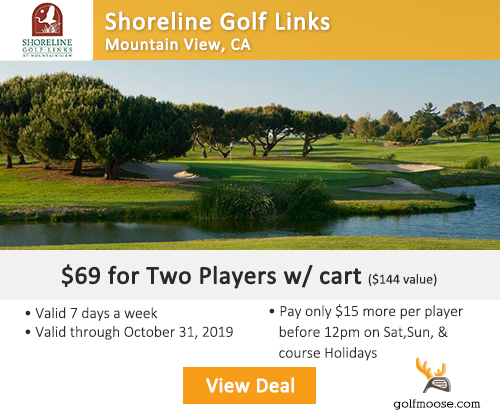 Shoreline Golf Links Special