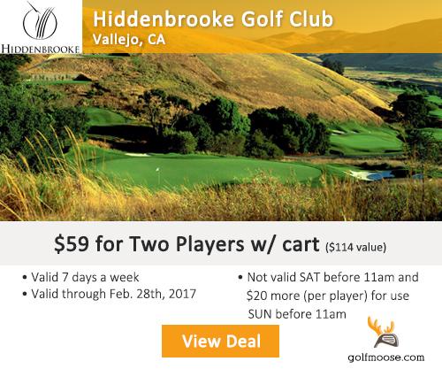 Hiddenbrooke Golf Club Special