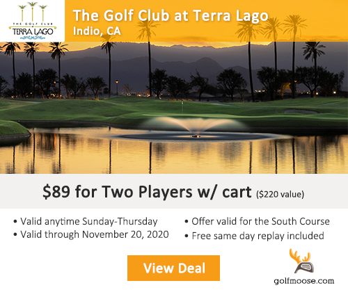The Golf Club at Terra Lago Special