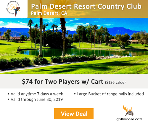 Palm Desert Country Club Special