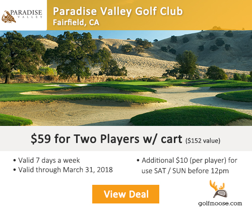 Paradise Valley Golf Club Special